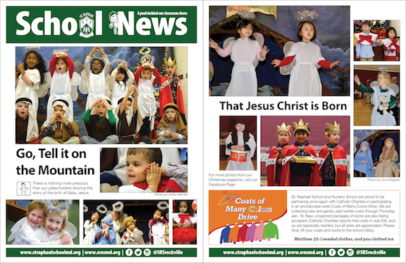 Jan. 14 School News