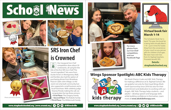 March 7 School News