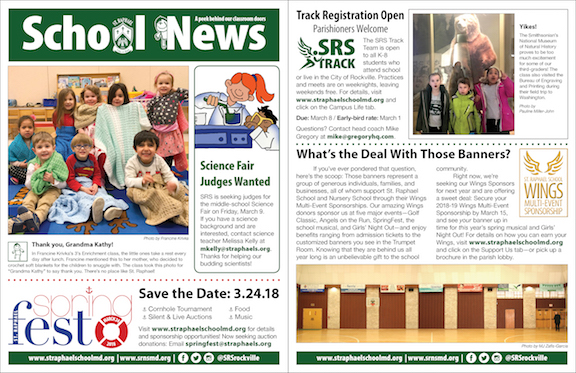 Feb. 25 School News