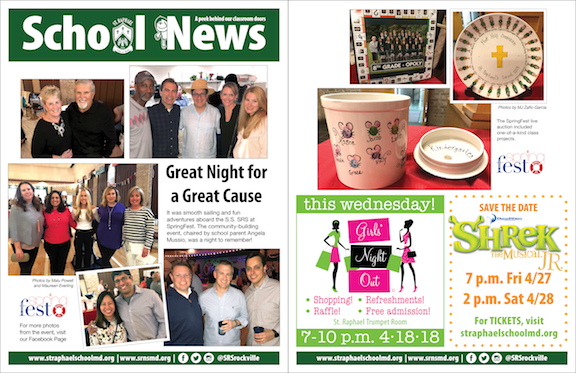 April 15 School News