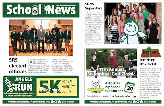 Sept. 22 School News