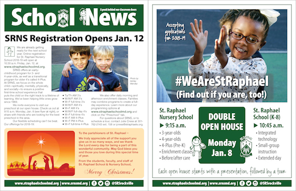 Dec. 24 School News