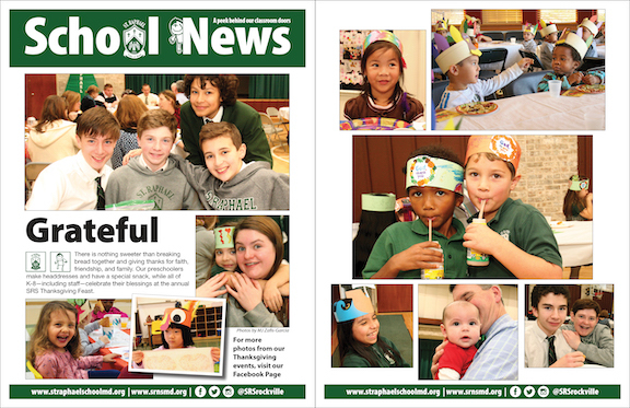 Dec. 8 School News