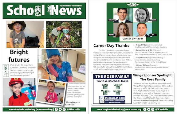 Feb. 14 School News