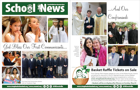 May 20 School News