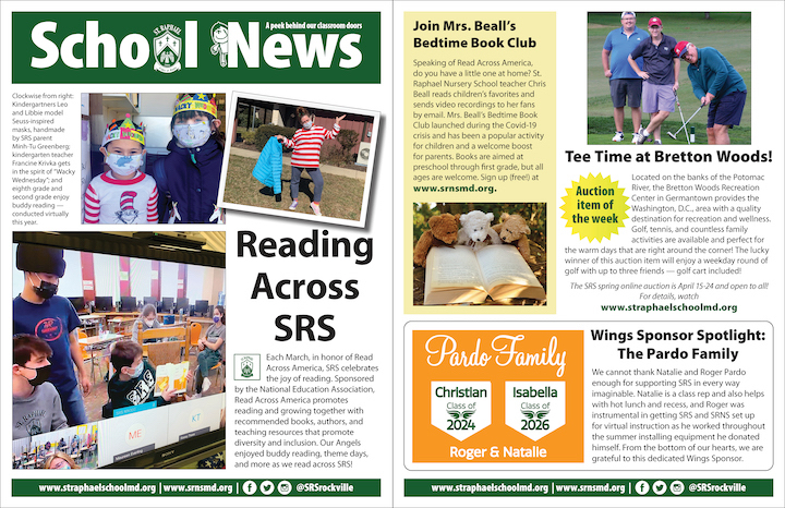 School News: March 21, 2021