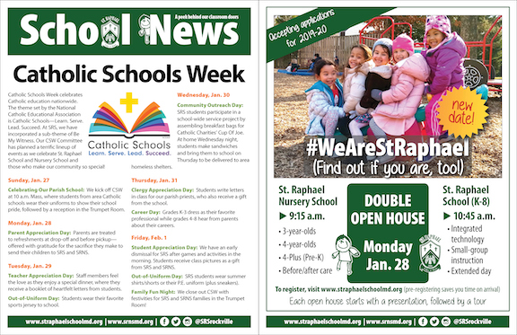 Jan. 27 School News