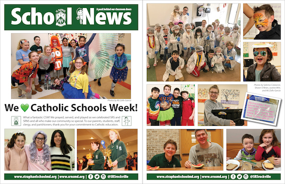 Feb. 9 School News