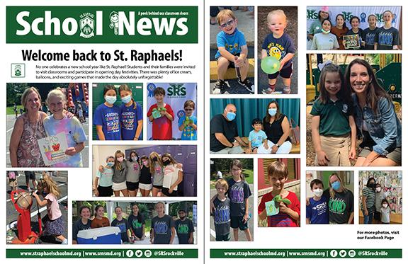 School News: September 3, 2021