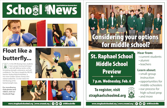Feb. 3 School News