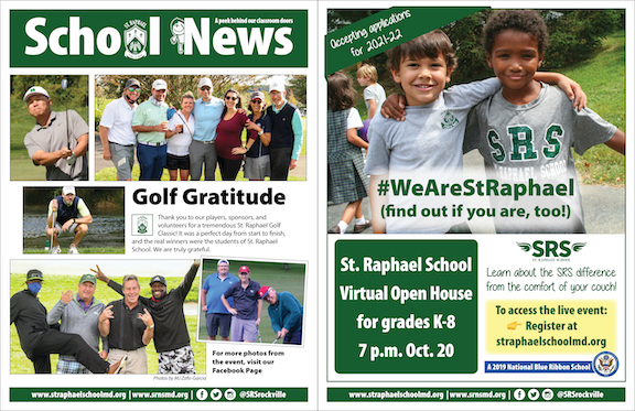 Oct. 18 School News
