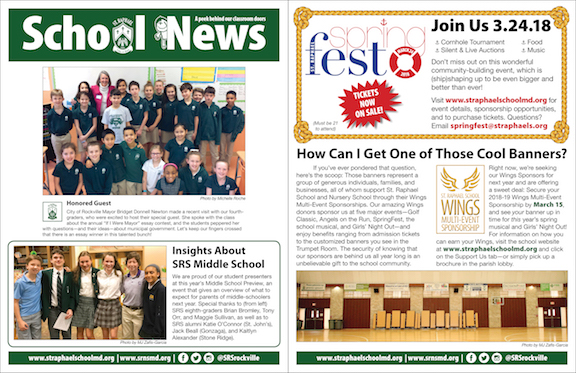 March 4 School News