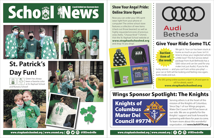School News: April 4, 2021