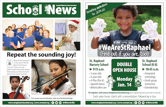 Dec. 16 School News