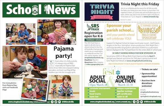 Feb. 23 School News