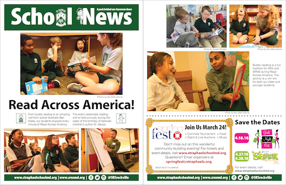 March 18 School News