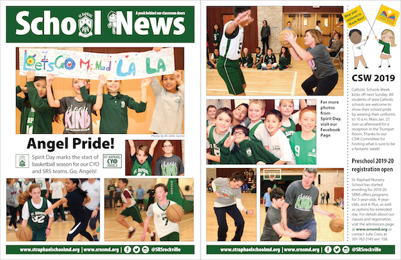 Jan. 20 School News