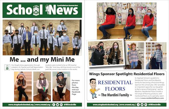 Feb. 21 School News
