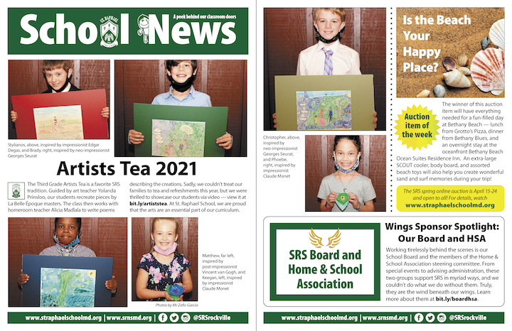 School News: April 18, 2021