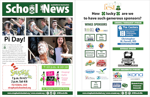 March 24 School News