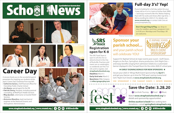 Feb. 16 School News