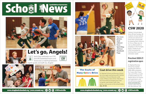 Jan. 19 School News