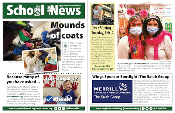 Jan. 24 School News