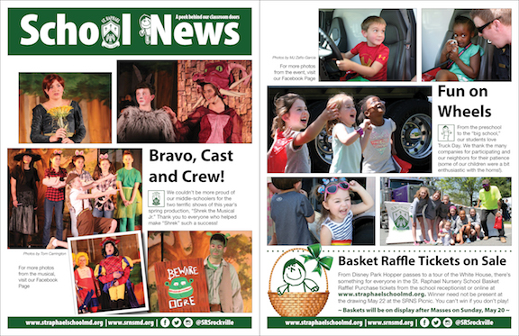 May 13 School News