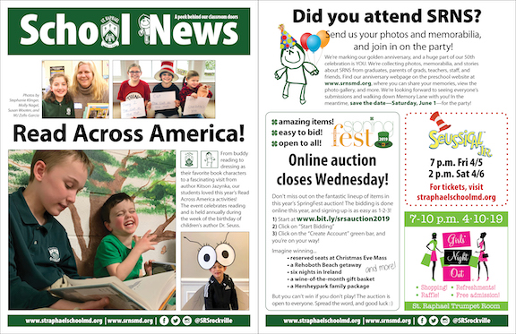 March 17 School News