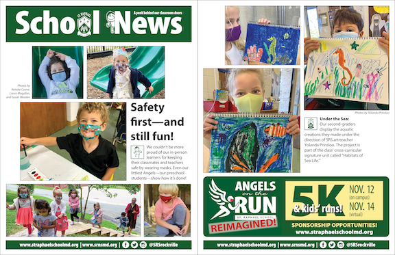 Oct. 25 School News