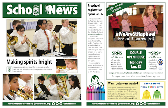 Jan. 5 School News