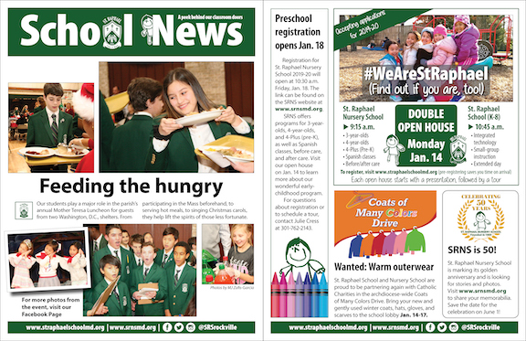 Dec. 30 School News