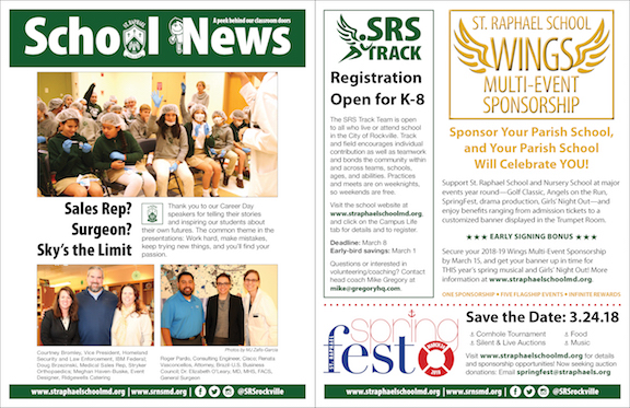 Feb. 18 School News