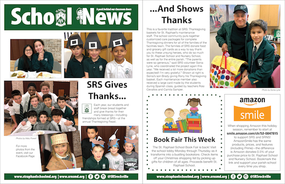 Dec. 3 School News