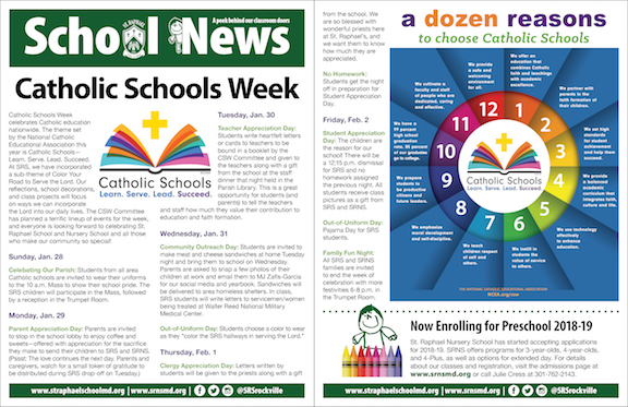 Jan. 28 School News