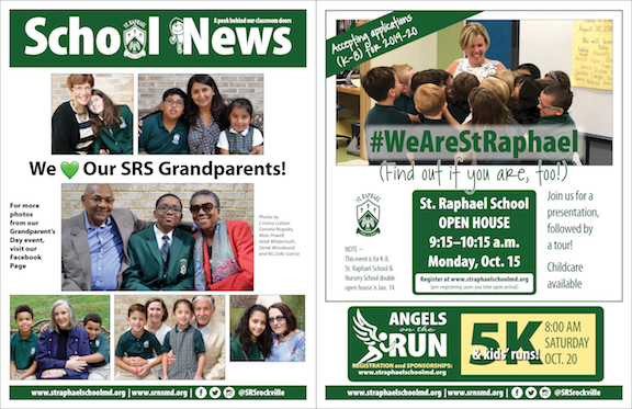 Oct. 14 School News