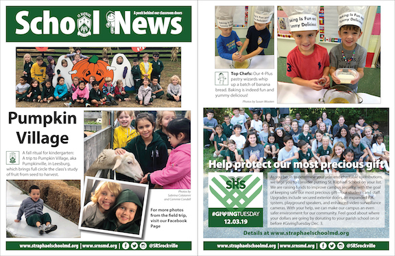 Nov. 24 School News