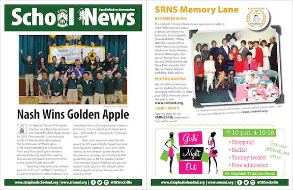 April 7 School News