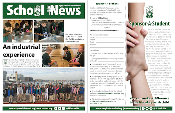 Dec. 15 School News