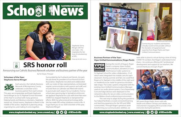 Dec. 6 School News