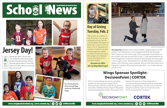 Jan. 31 School News