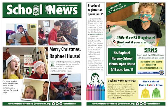 Dec. 27 School News