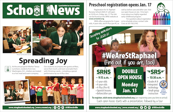 Dec. 29 School News