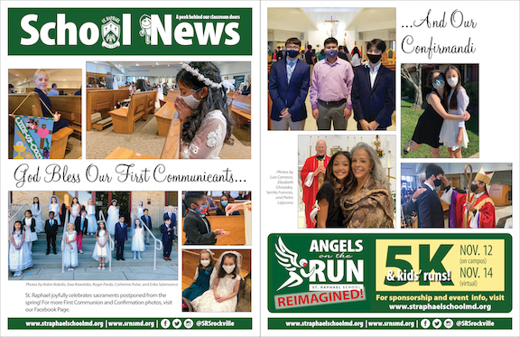 Nov. 1 School News