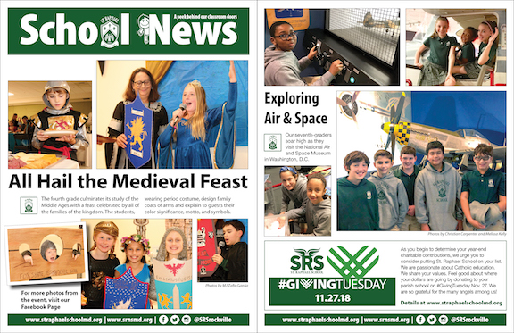 Nov. 18 School News
