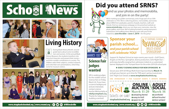 March 10 School News