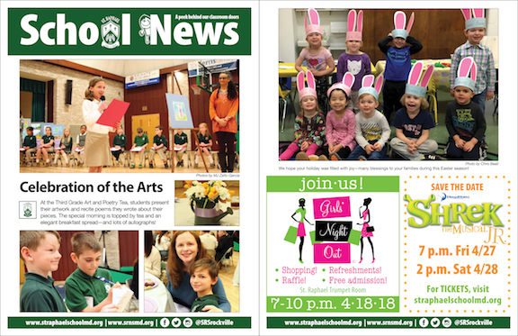 April 8 School News