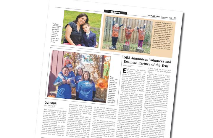December 2020 Our Parish Times