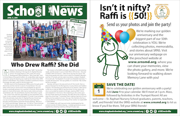 April 21 School News