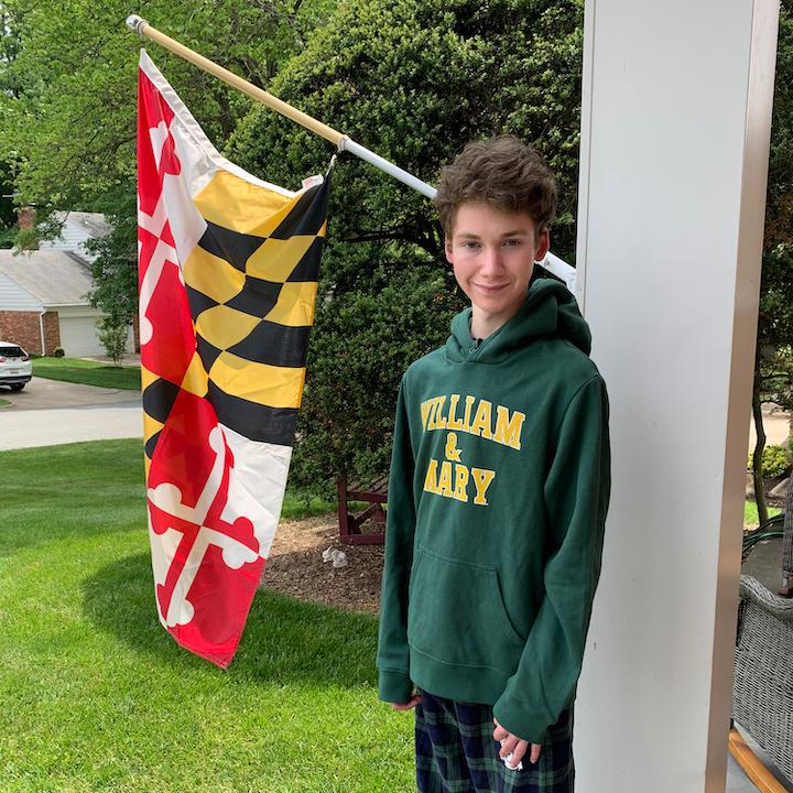College Decision 2021: Sean Healy